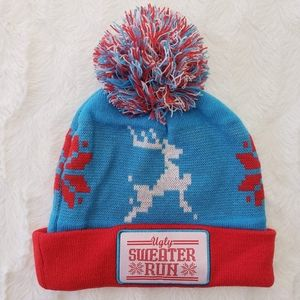 The Ugly Sweater Run Cap. Unisex.